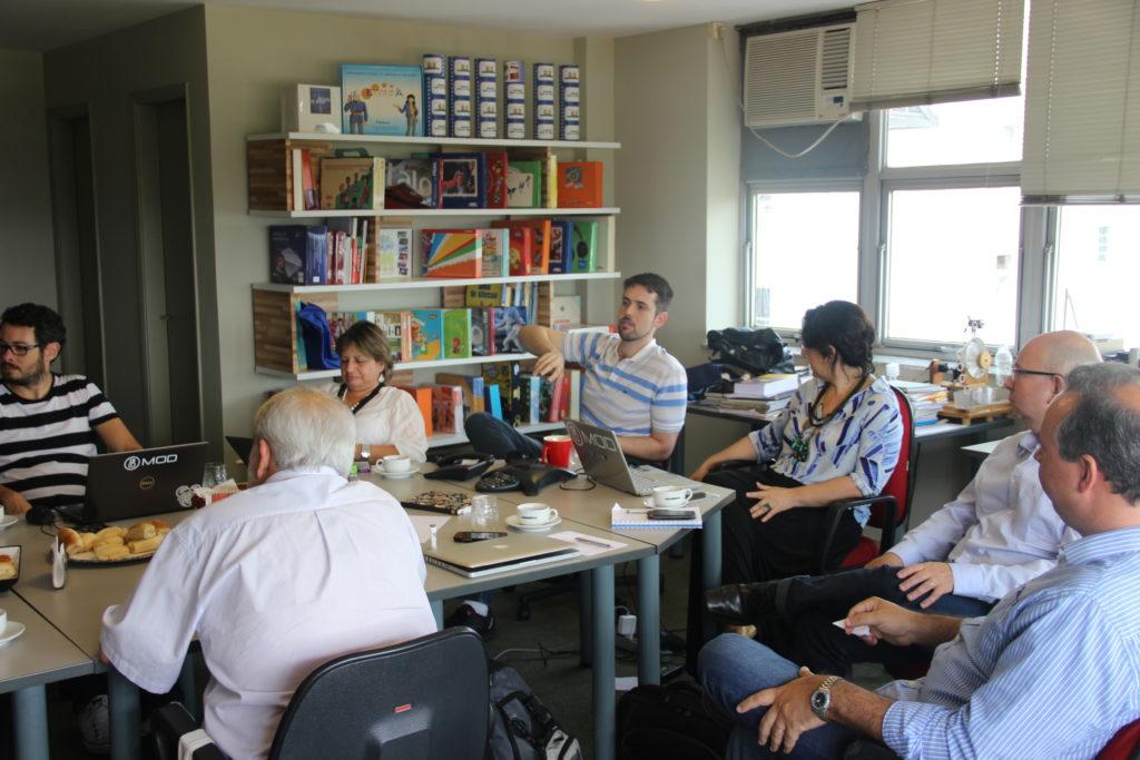08.12.2014 Reunião Conselho Consultivo TIM Tec 1