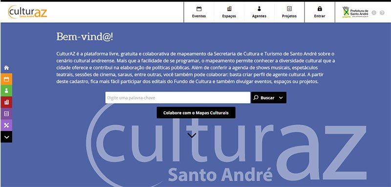 CulturAZ - Santo André (SP)