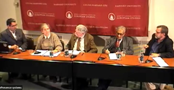 Webinar sobre O Círculo em Harvard
