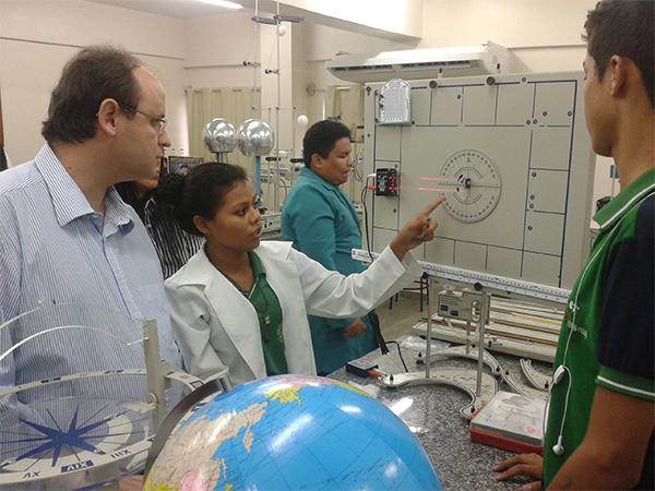 pro-engenharias, laboratorio, inauguração