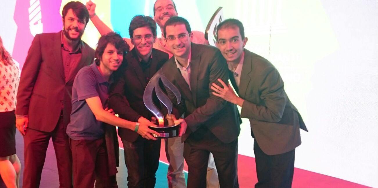 Equipe de AWC conquista prêmio