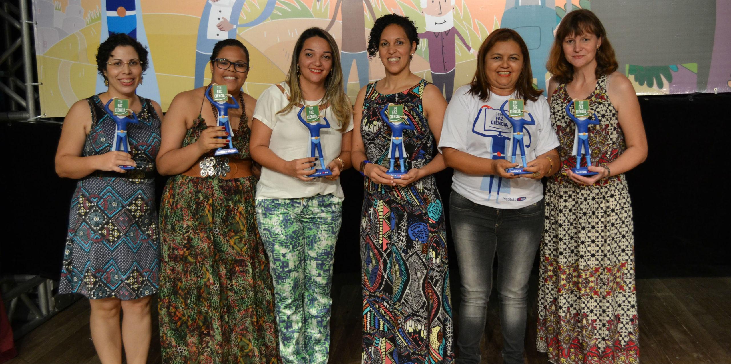TFC homenageia professoras no Ceará