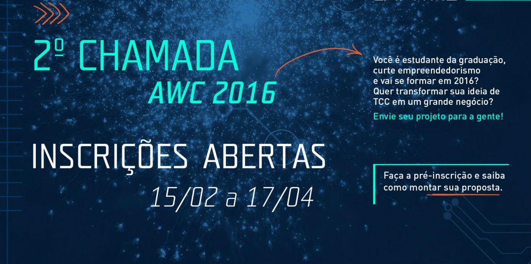 Destaque AWC 2016 2ª chamada 1