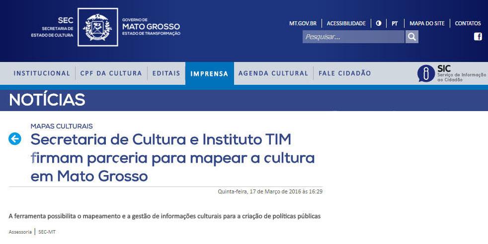 17_03_2016 SEC MT Mapas Culturais no Mato Grosso print 1b