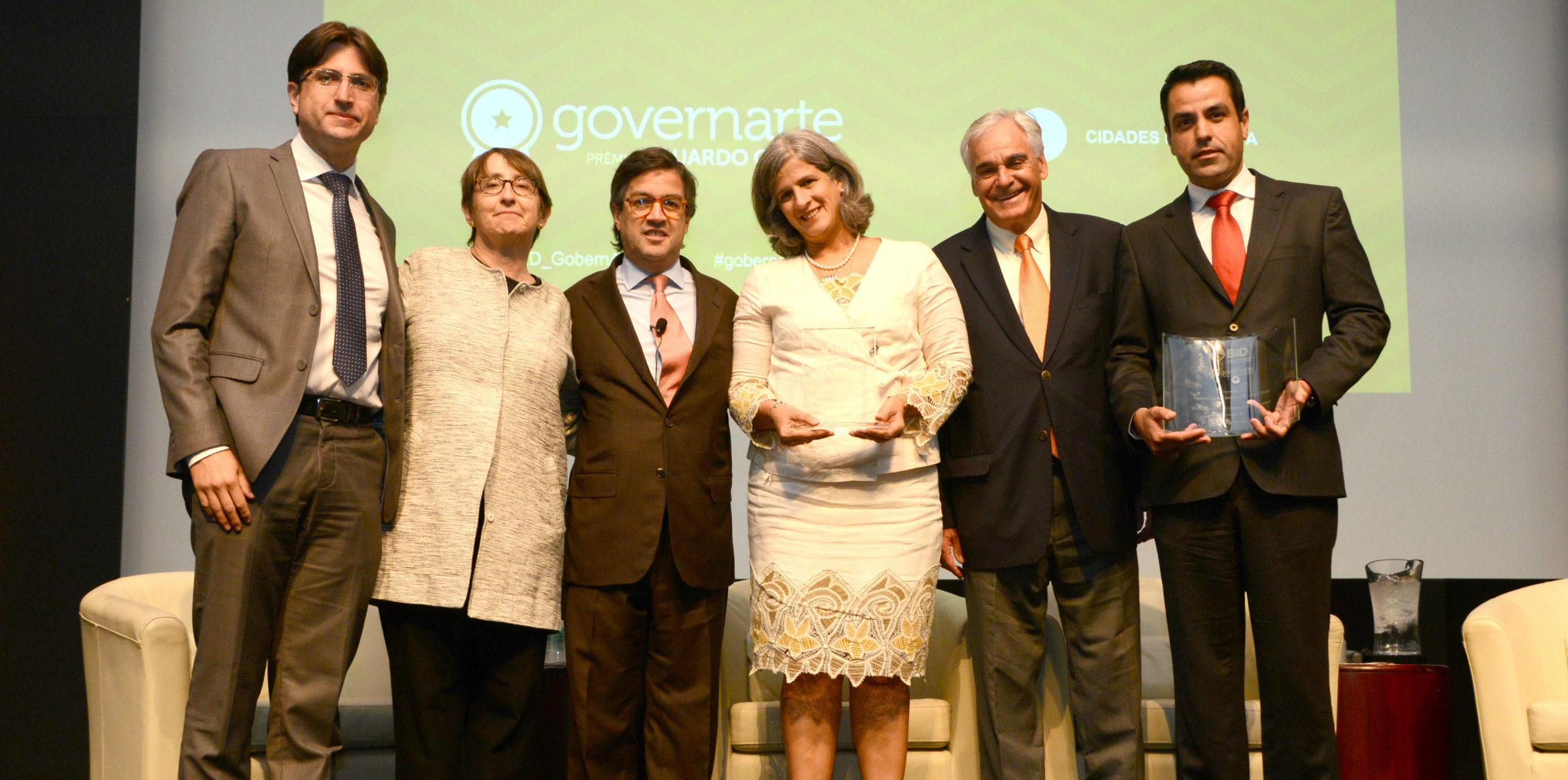 VcSBC recebe prêmio em Washington