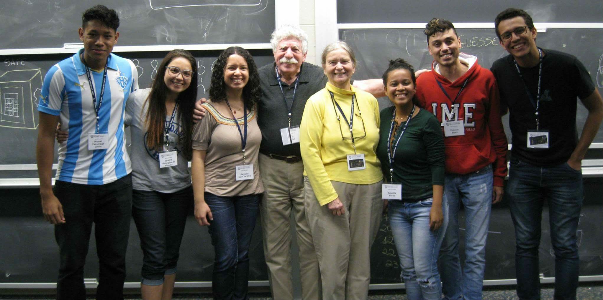 Educadores do Círculo vão aos EUA