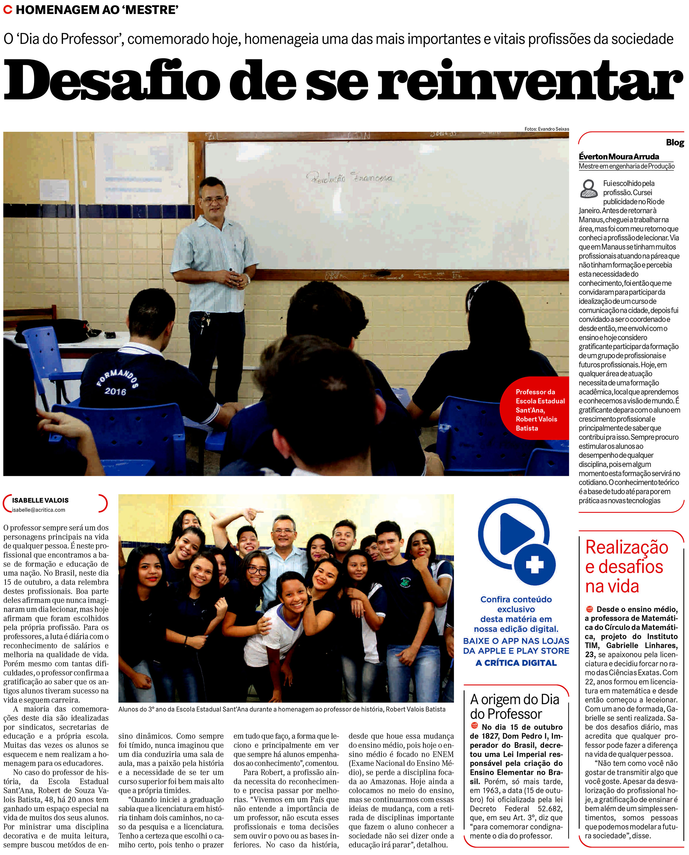 15_10_2016-tfc_acritica_desafio-de-se-reinventar