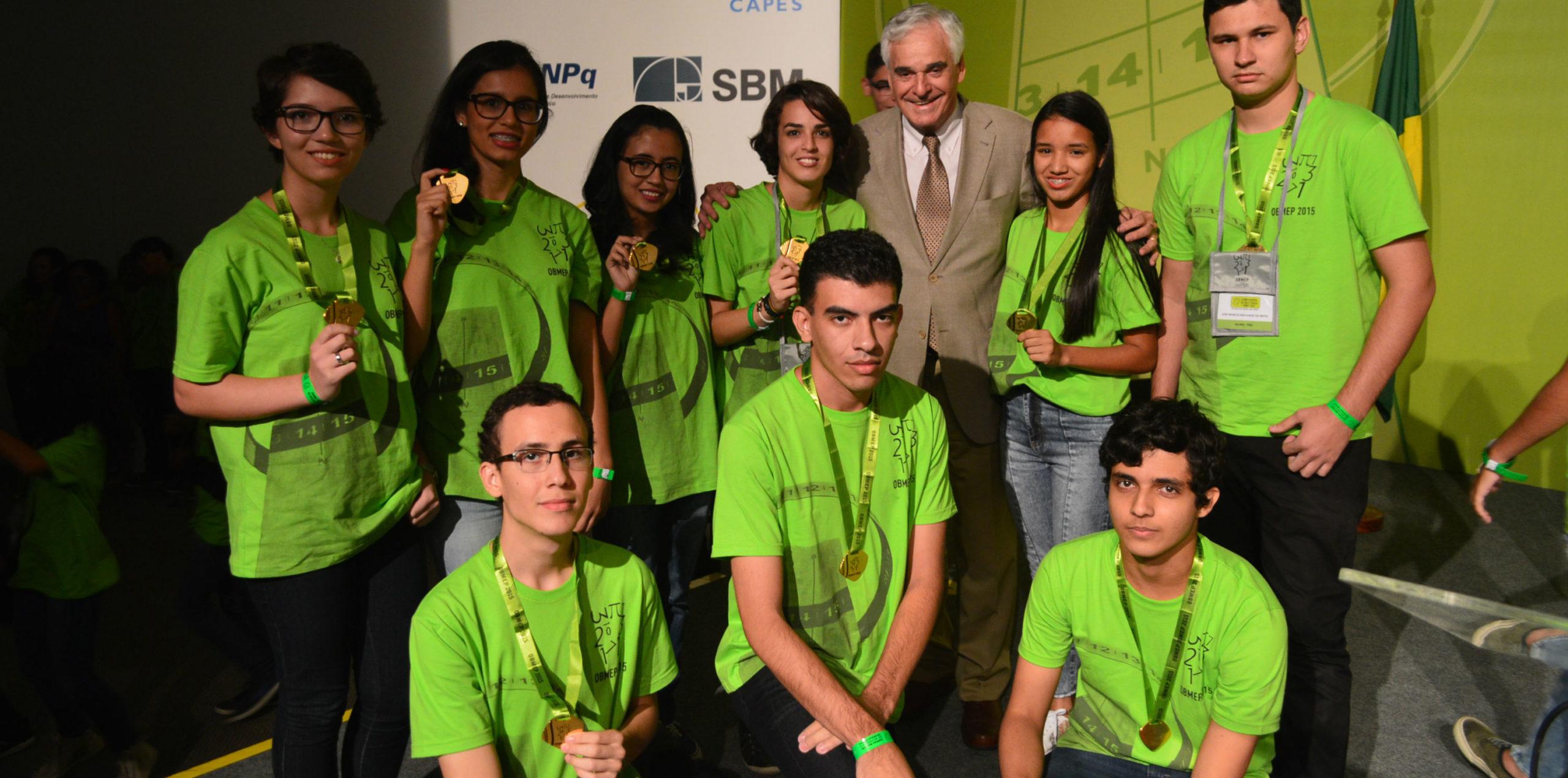 150 estudantes participam das Bolsas IT-OBMEP