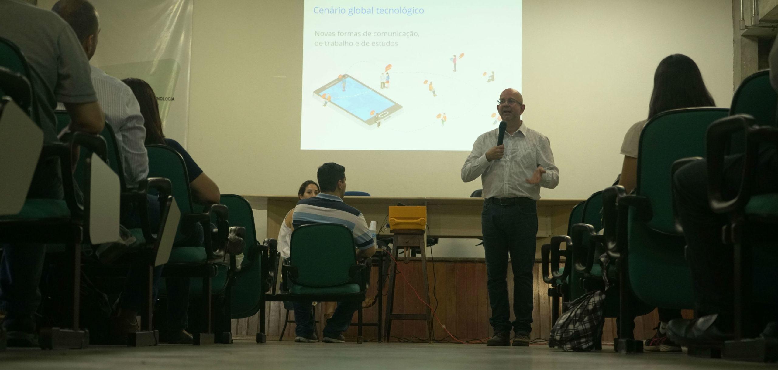TIM Tec realiza formação no IFSP