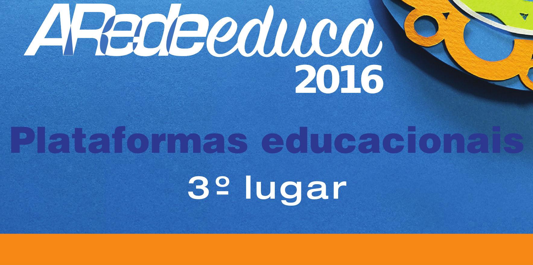 TIM Tec é 3º no Prêmio ARede Educa