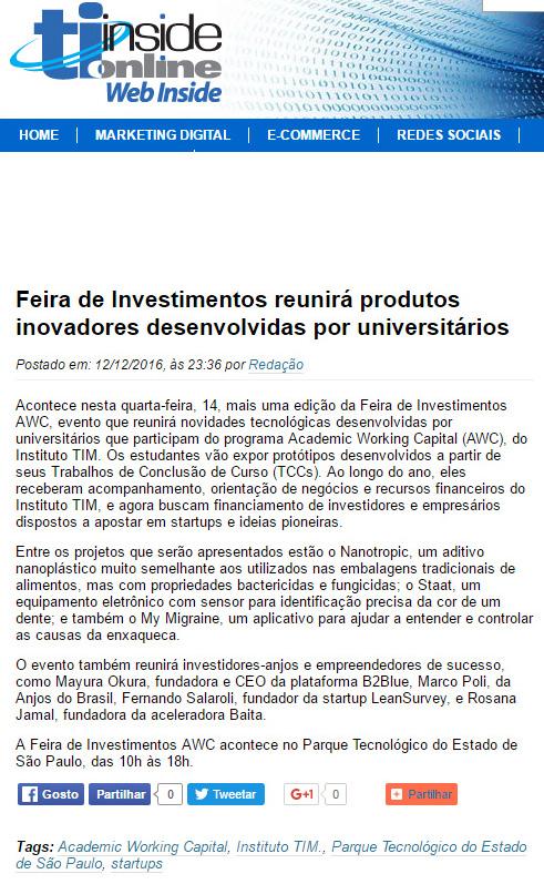 12_12_2016-ti-inside-online_feira-de-investimentos-reunira-produtos-inovadores-desenvolvidas-por-universitarios