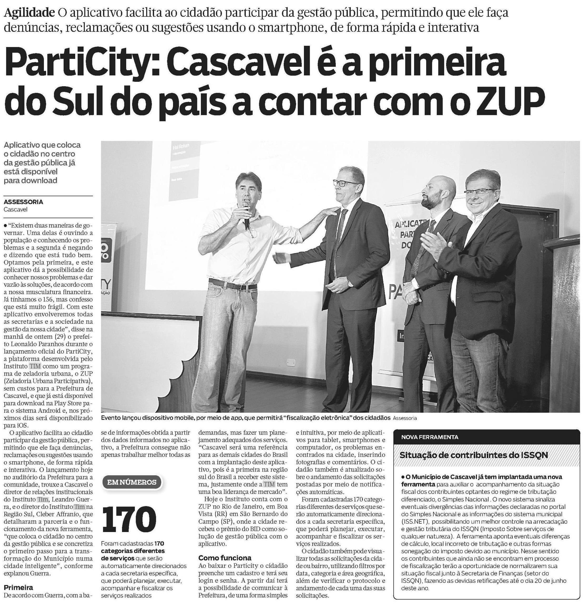 30_05_2017_particity-cascavel-e-a-primeira-do-sul-do-pais-a-contar-com-o-zup_gazeta-do-parana
