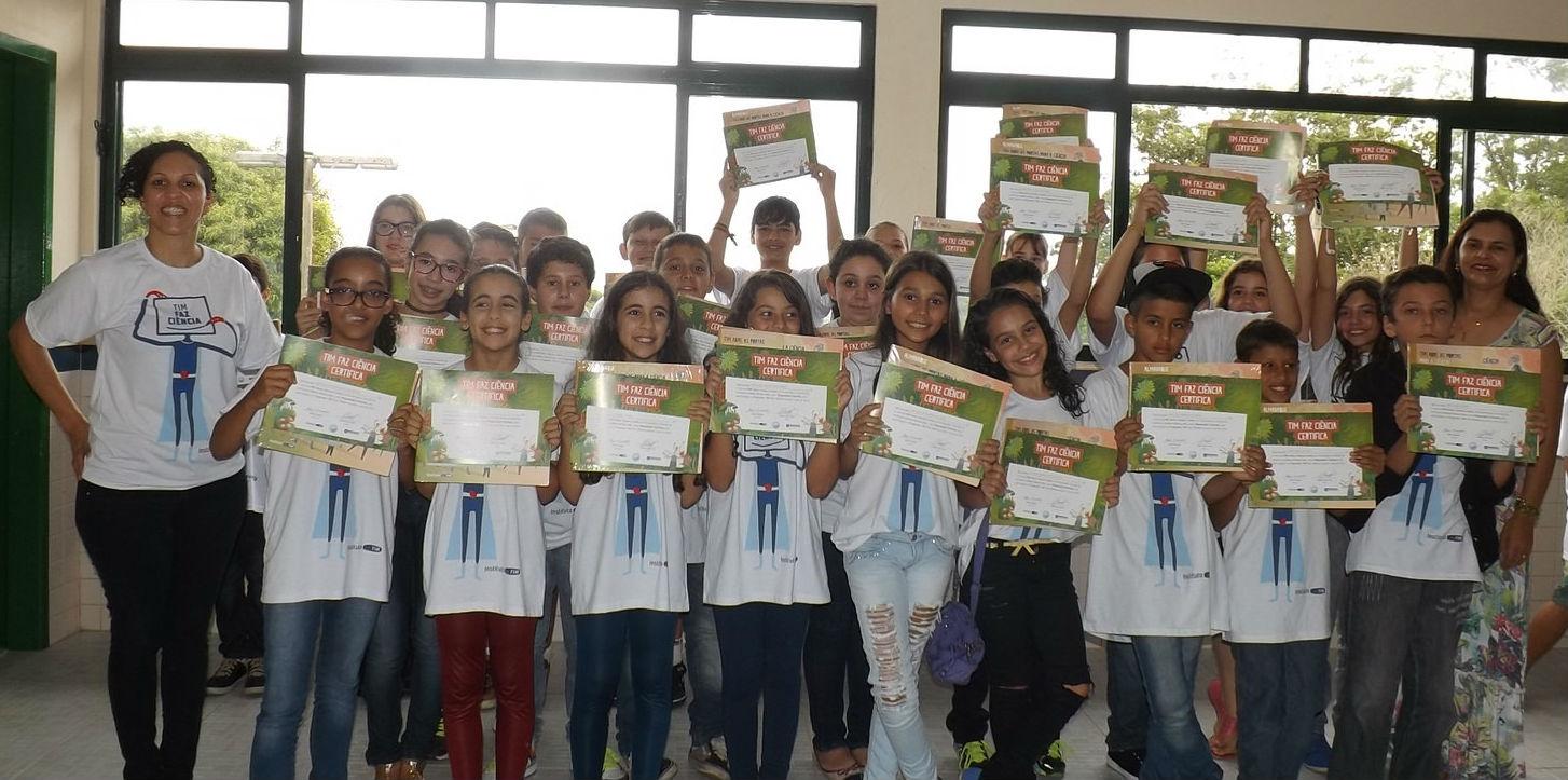 TFC: ações que mudaram a escola e a comunidade