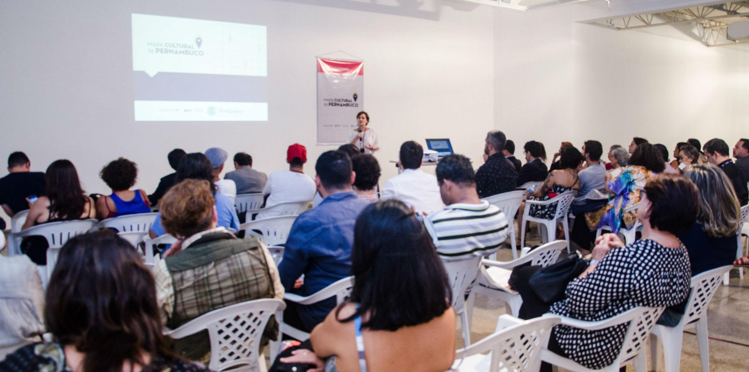 Mapa Cultural de Pernambuco é lançado em evento