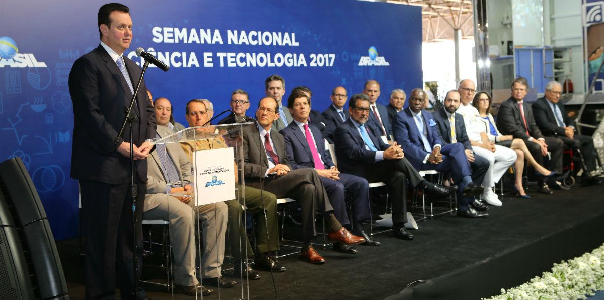 IT apoia a Semana Nacional de Ciência e Tecnologia