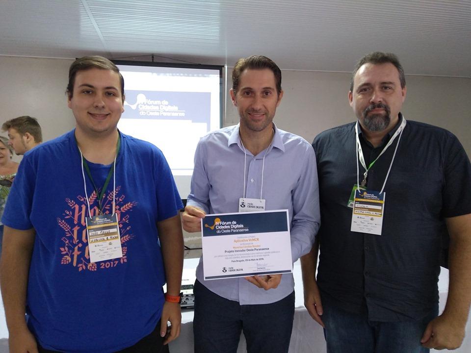 ZUP: VcMCR ganha título de Projeto Inovador 2019