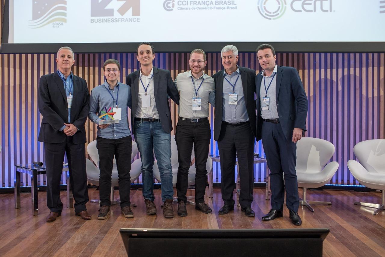 NextCam, criada durante AWC 2018, ganha prêmio