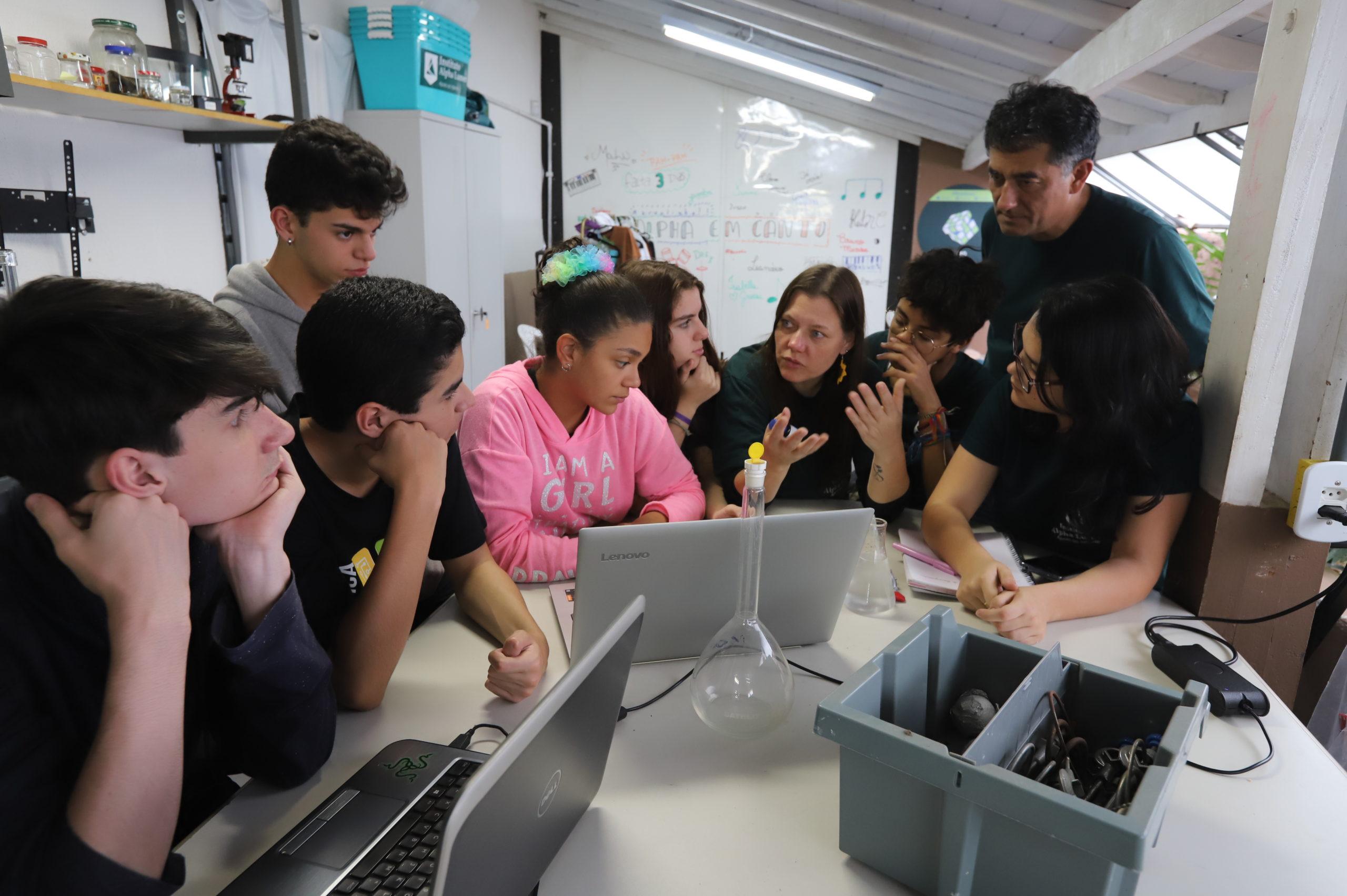 Garatéa-ISS 2019: escolas elaboram projetos