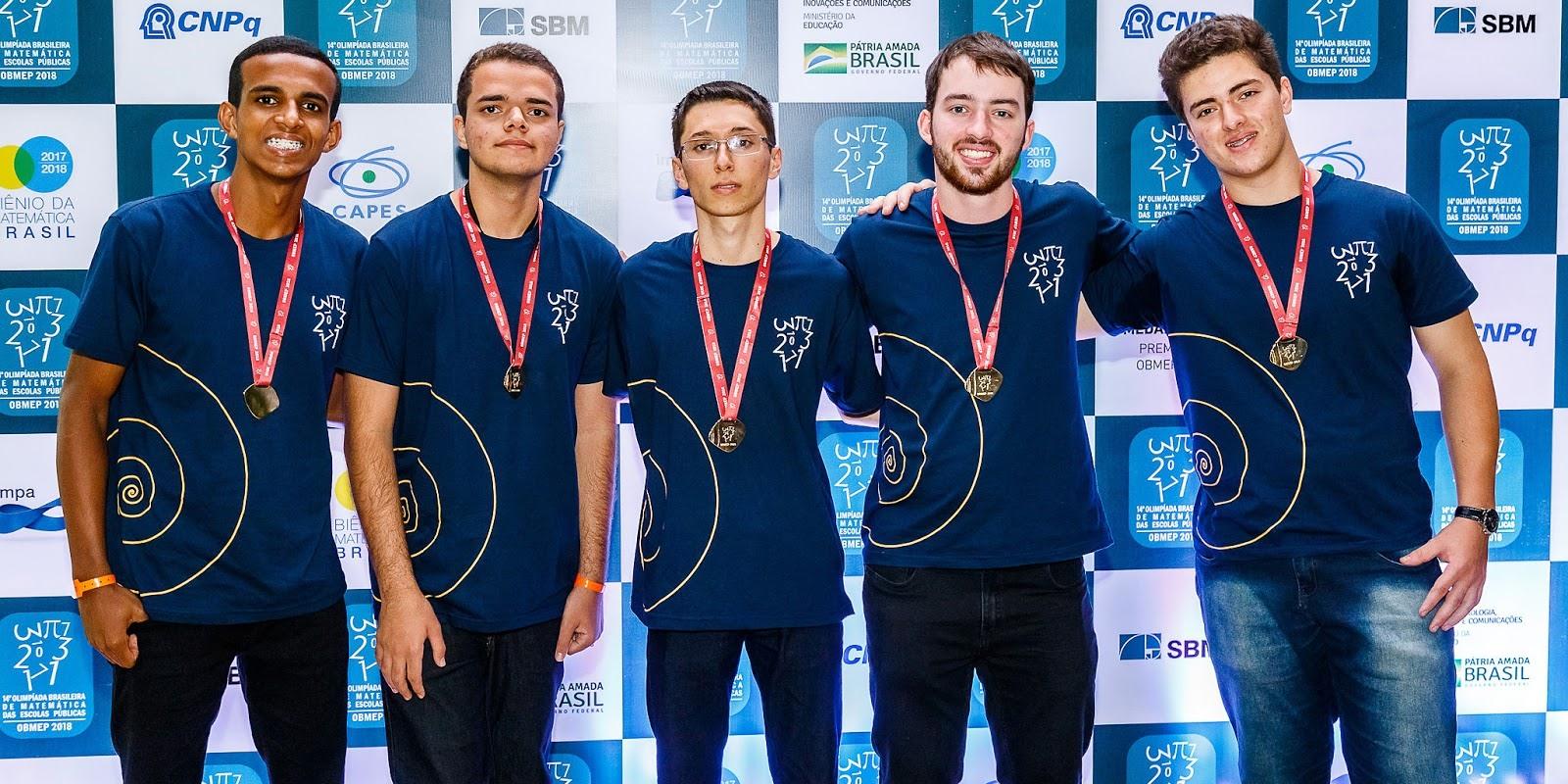 Bolsas IT-OBMEP: Mais 50 medalhistas na 6ª edição